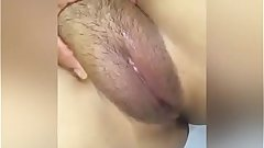 Biggest Indian pussy