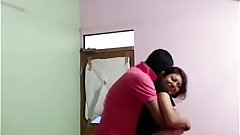 mature bhabhi in office having sex with her desi colleague